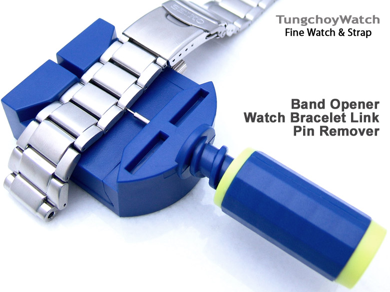 (BAT-003) Watch bracelet link pin adjuster, link remover tool
